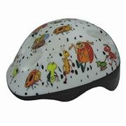 Toddler Bicycle Helmet Bug Design