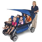 Six Seat Stroller