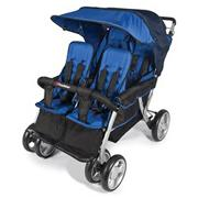 Regatta Quad LX 4-Passenger Stroller