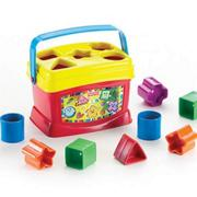 Fisher-Price� Baby's First Blocks