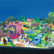 Fairy Tale Active World Mat