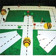 Bee-Bot� 12-Piece Track