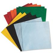 7&quot;x7&quot; Felt Squares  (pack of 12)