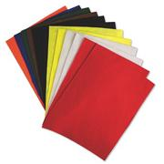 8-3/4&quot; x 11-3/4&quot; Multicolor Felt Sheets  (pack of 12)
