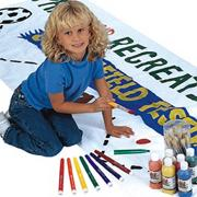 3&#039;x10&#039; Color-Me Banner