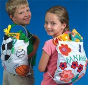 Color-Me� Backpack  (pack of 12)