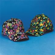 Velvet Art Baseball Caps (pack of 12)