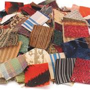 Fabric Mosaic Squares 1-3/4&quot;  (pack of 400)