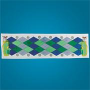 Argyle Dresser Scarves (pack of 6)