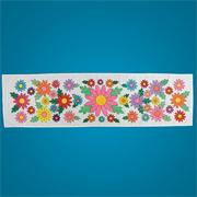Daisies Dresser Scarves (pack of 6)