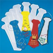 Color-Me Neck Tie (pack of 12)