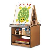 Sproutz��2-Station Easel