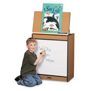 Sproutz� Big Book Easel Write/Wipe