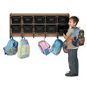 Sproutz Coat Locker w/ Colored Trays