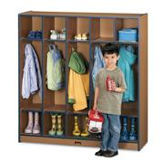 Sproutz� 5-Section Coat Locker