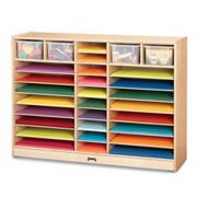 Paper Storage Organizer 48&quot;W x 15&quot; deep x 35-1/2&quot;H