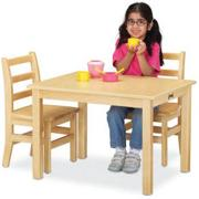 "Multipurpose Rectangular Table, 30""x48"""