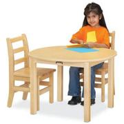 Multipurpose Round Table 48""