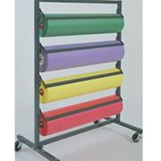 "4-Roll Paper Dispenser for 48"" Rolls"