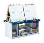Rainbow Accents 4-Station Easel