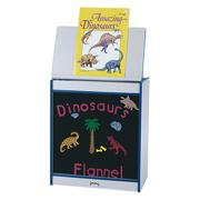 Rainbow Accents� Flannel Big Book Easel