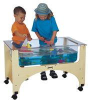 See-Thru Sensory Table - Toddler