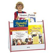 Rainbow Accents� 1-Sided Big Book Pick-a-Book Stand