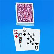 US Playing Cards, EZ Read Poker Cards