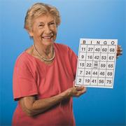 Large-Print Bingo Cards  (set of 25)