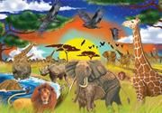 Melissa &amp; Doug Puzzle - Safari Adventure
