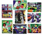 Melissa & Doug� Community Helpers Puzzles  (set of 8)