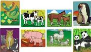 Melissa & Doug� Baby Animal Puzzles  (set of 8)