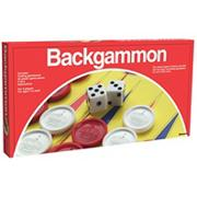 Traditional Backgammon�