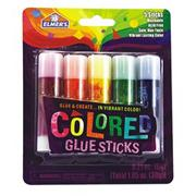 Elmer's� Colored Glue Sticks (pack of 5)