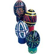 Ukrainian Eggs Craft Kit (makes 12)
