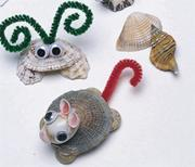 Seashell Creatures Craft Kit