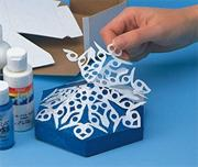 Snowflake Box Craft Kit (makes 24)
