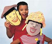 Let's Pretend Masks Craft Kit (makes 48)