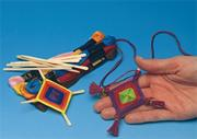 Ojo De Dios Medallions Craft Kit (makes 36)
