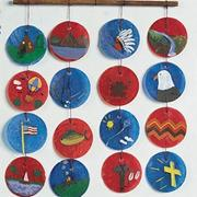 Philippine Wind Chimes Craft Kit
