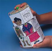 EduCraft Ethnic Twist Craft Kit  (makes 24)