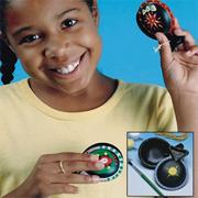 Spanish Castanets Craft Kit  (makes 25)