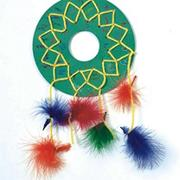 EduCraft Dream Catchers Craft Kit (makes 24)