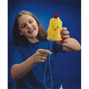 EduCraft Squeakn&#039; Squawkn&#039; Chicken Craft Kit (makes 50)