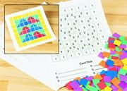 Quick Stick Quilt Paper Mosaics Craft Kit (makes 48)