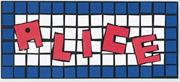 Super Foam Mosaic Nameplate Craft Kit (makes 24)