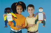EduCraft Scholastic All About Me Dolls Craft Kit (makes 24)