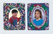 Razzle Dazzle Magnet Frames Craft Kit (makes 24)