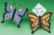 Butterfly Clothespin Magnets Craft Kit (makes 12)