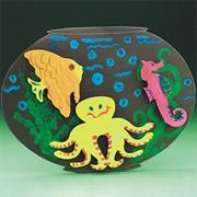 3-D Fishbowls Craft Kit (makes 36)